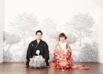 [和装スタジオプラン]京都を感じられる場所でちょこっとロケ