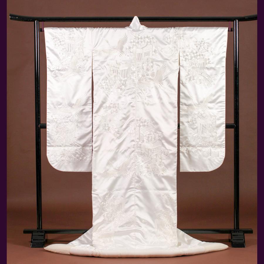 和装 白無垢 1501 フォトウェディングや前撮りで清楚な白無垢姿が人気