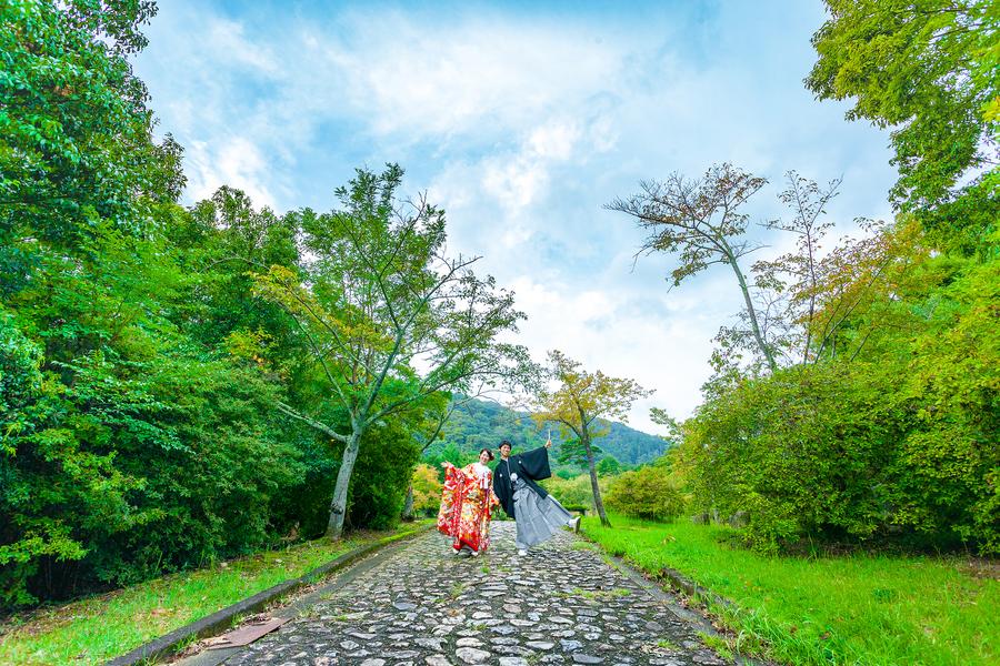 京都嵐山ロケーションプラン