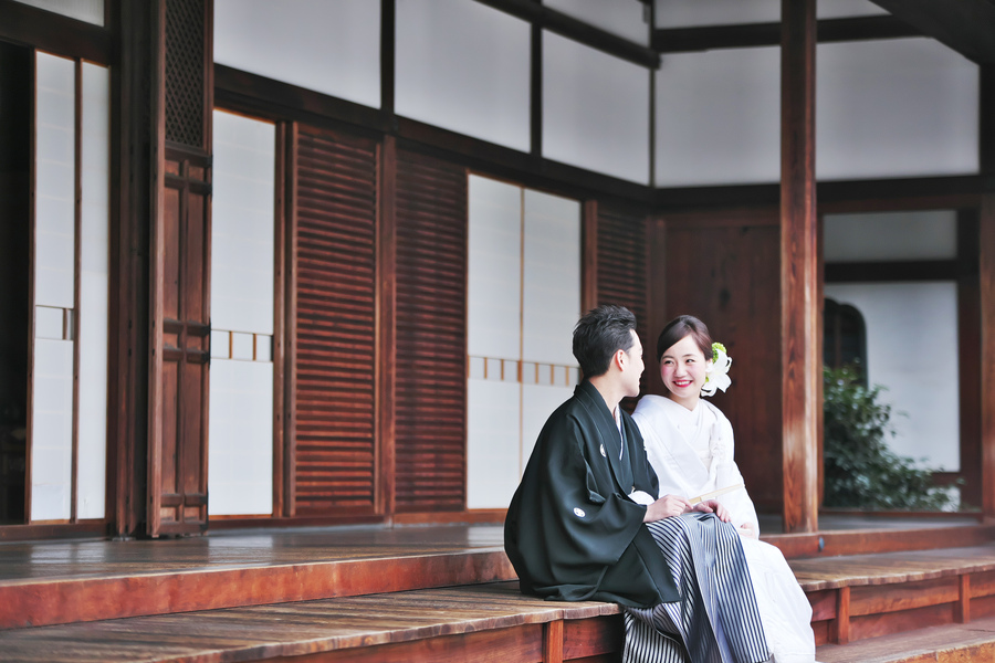 京都和装出張撮影