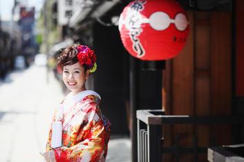 海外のカップルにも京都フォトウエディングは人気です