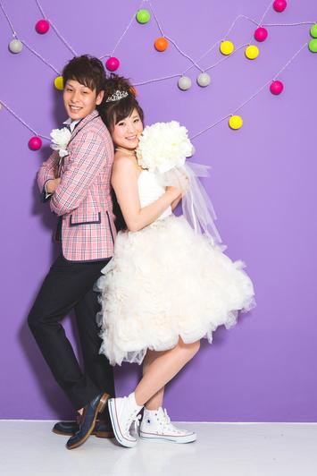 結婚式の二次会ドレスは京都ブライダルフォトワークスにお任せください