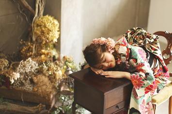 [new]京都で成人式のモデル撮影