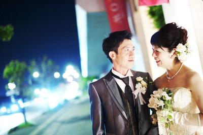 [7月8月9月限定]二次会や結婚パーティーの衣裳レンタルと撮影プラン登場