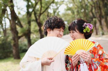京都で結婚の前撮りなら京都ブライダルフォトワークスへ