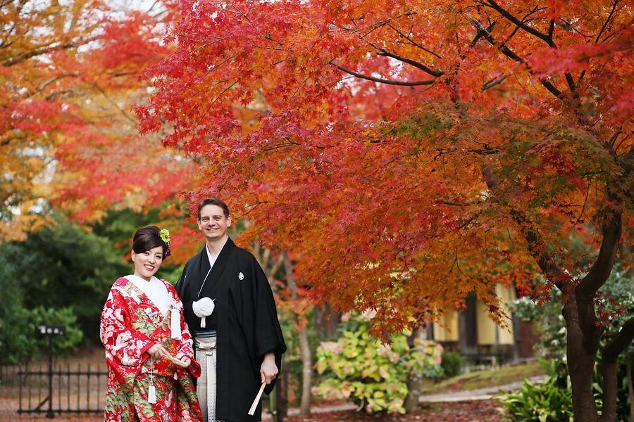 和装前撮り 京都の格安ロケーション撮影は古都photo